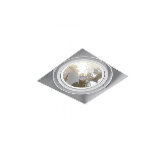 SQUARES 111x1 trimless Phase-Control wpuszczany biały 31811-0000-T8-PH-03