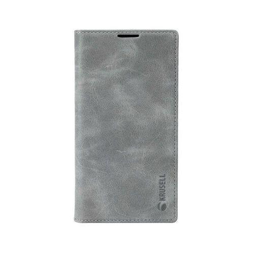 Krusell sunne 2 card foliowallet sony xperia l2 (szary)
