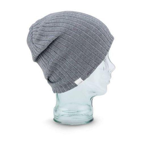 Nowa czapka the theodore beanie heather grey marki Coal