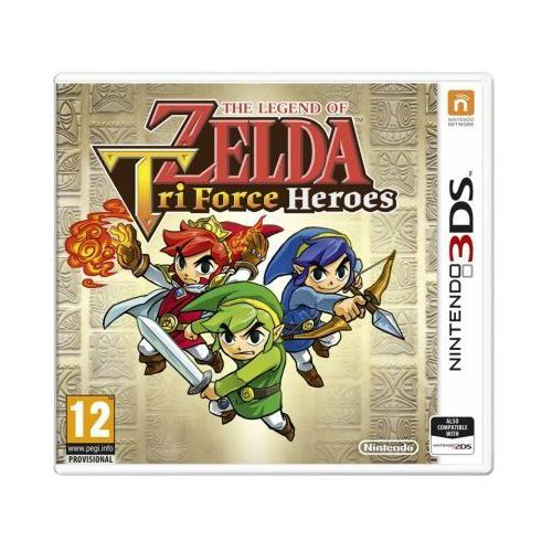 Gra 3DS The Legend of Zelda: Tri Force Heroes