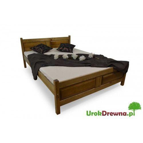 Łóżko sosnowe Filonek II 160x200, 135