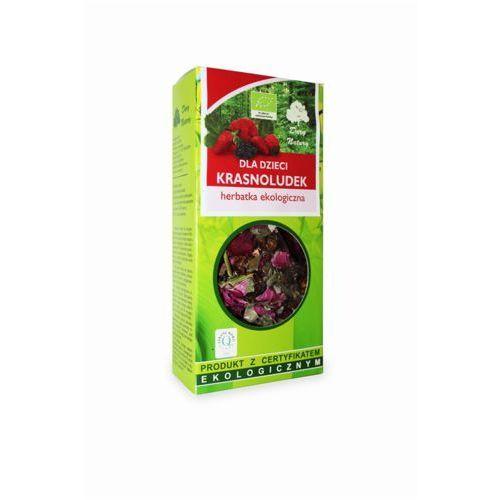 Herbata dla dzieci krasnoludek bio 50g marki Dary natury