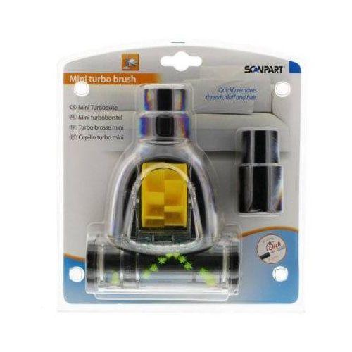 Scanpart Mini turboszczotka 1190000101 35 mm z adapterem (4012074018634)
