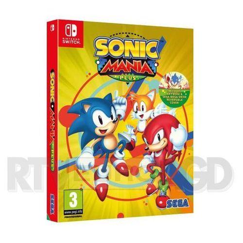 Sega Sonic mania plus (5055277031979)