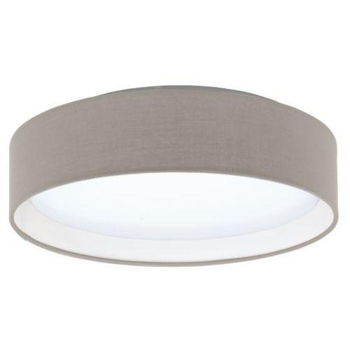 Lampa sufitowa pasteri ciemnoszara - 32 cm, 31589 marki Eglo