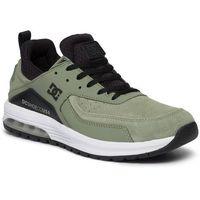 Sneakersy - vandium adys200069 oil green (ogn), Dc, 43-45