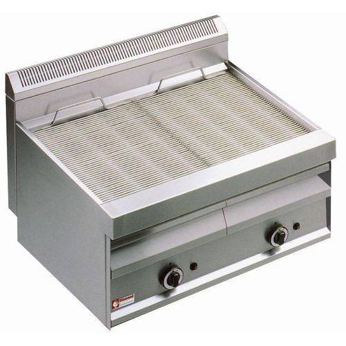 Diamond Płyta grillowa gazowa ryflowana nastawna   780x470mm