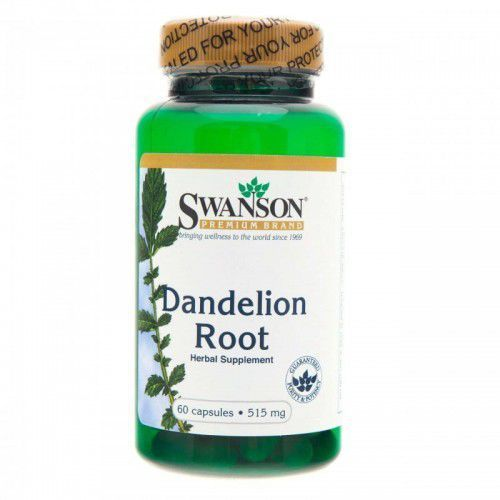 Dandelion Root 60 kaps 515mg