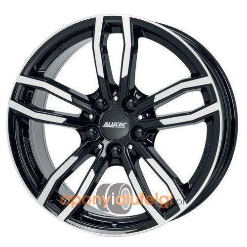 Alutec DRIVE DIAMOND BLACK FRONTPOLISH 8.00x18 5x120 ET43 DOT