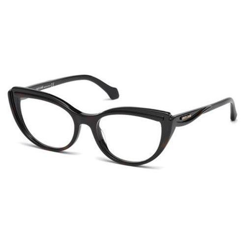 Roberto cavalli Okulary korekcyjne rc 5043 cutigliano 056