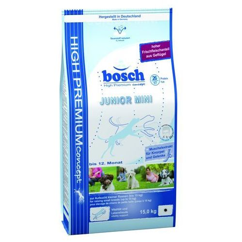 BOSCH Junior Mini 2x15kg