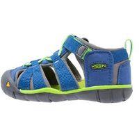 Keen SEACAMP II CNX Sandały trekkingowe true blue/jasmine green, 1014443