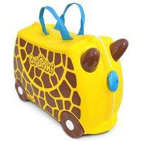 Jeżdżąca walizeczka TRUNKI Żyrafa Gerry