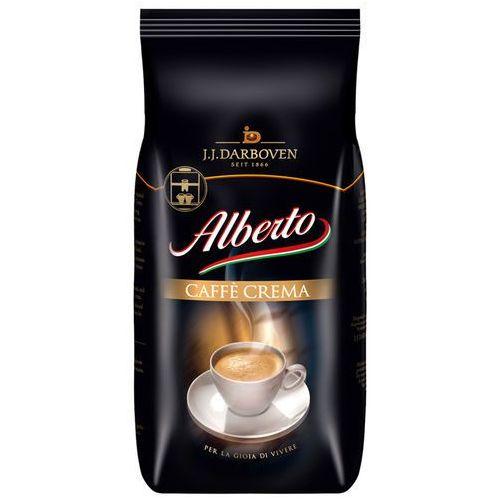 Kawa ALBERTO Caffe Crema 1 kg z kategorii Kawa