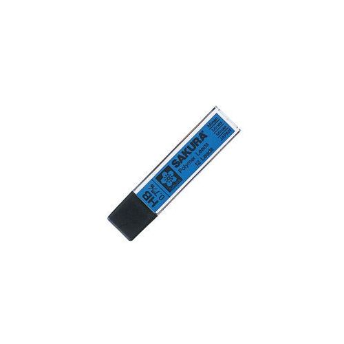 Sakura Polymer Leads HB 0.7 mm Rysiki 12szt