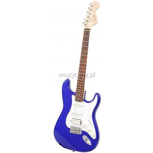 Fender Squier Affinity Stratocaster HSS MTBL RW gitara elektryczna