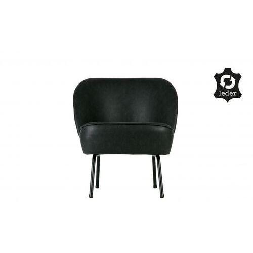 Be Pure Fotel skórzany Vogue czarny 800748-01, 800748-01