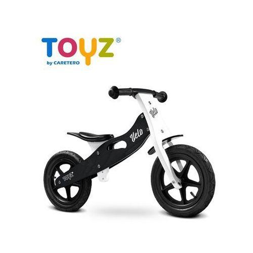 Rowerk biegowy drewniany Toyz Velo black