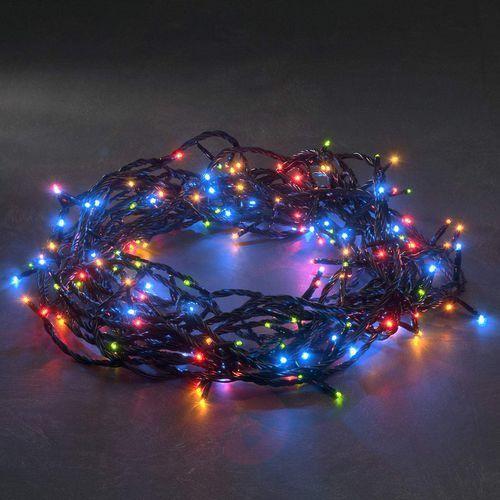 Lampki choinkowe led konst smide 3630-500, kolorowe, 80 diod., 1053 cm, 2,4w, 24 v marki Konstmide christmas