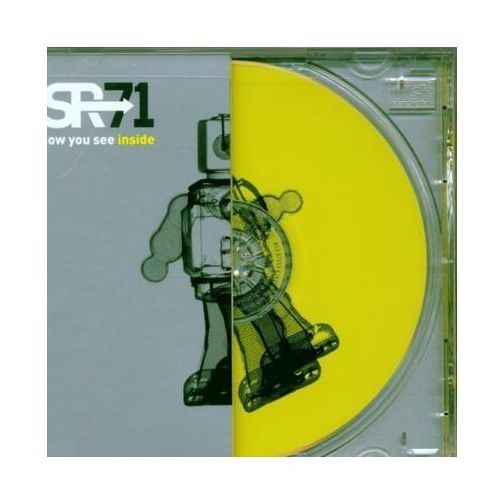 Now You See Inside (CD) - Sr-71
