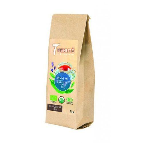 T'renute (herbaty) Herbata czarna o smaku earl grey revive me bio 75 g - t'renute (4792038700330)