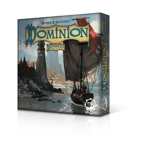 Games factory publishing Dominion: przystań gfp