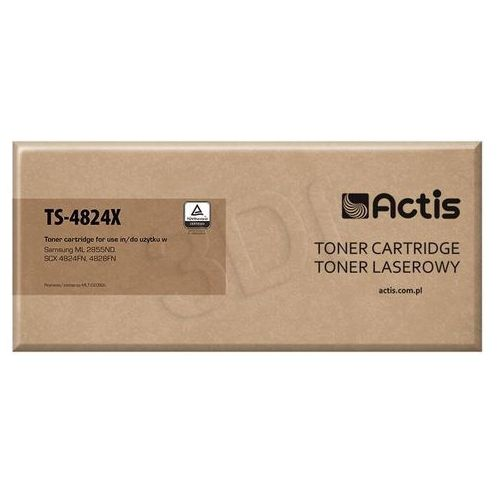 Toner ts-4824x czarny do drukarek samsung (zamiennik samsung mlt-d2092l) [5k] marki Actis