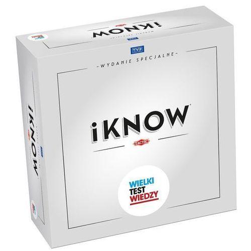 Iknow wielki test wiedzy - marki Tactic