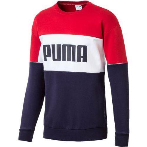 Bluzka z Długim Rękawem Puma Retro 57683606, poliester