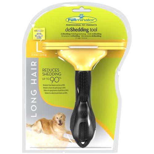 dla psów długowłosych large [t691014] marki Furminator