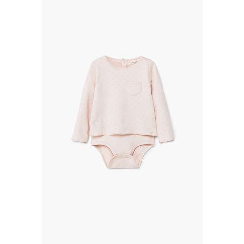 - piżama dziecięca 62-80 cm marki Mango kids