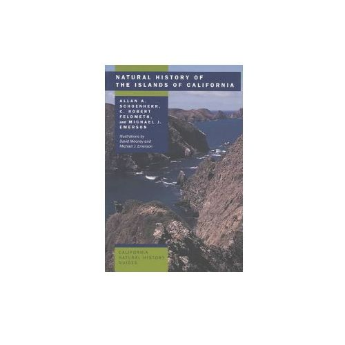 Natural History of the Islands of California (9780520239180)