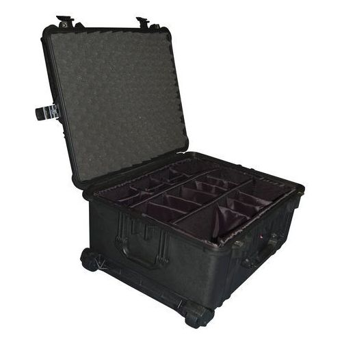 Peli 1614, WL/WD, ochrona przed Black walizka z Dividers Czarny, 180484