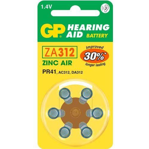 Bateria GP ZA312-D6