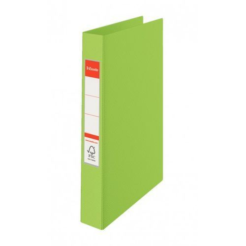 Segregator ringowy Esselte A4, 2 ringi, zielony - Rabaty - Porady - Hurt - Negocjacja cen - Autoryzowana dystrybucja - Szybka dostawa