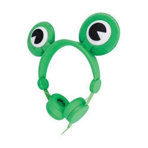 Słuchawki nauszne przewodowe Setty Froggy