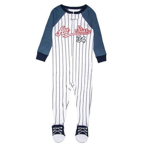 Carter's ALL STAR Śpioszki multicolor - produkt z kategorii- Body niemowlęce