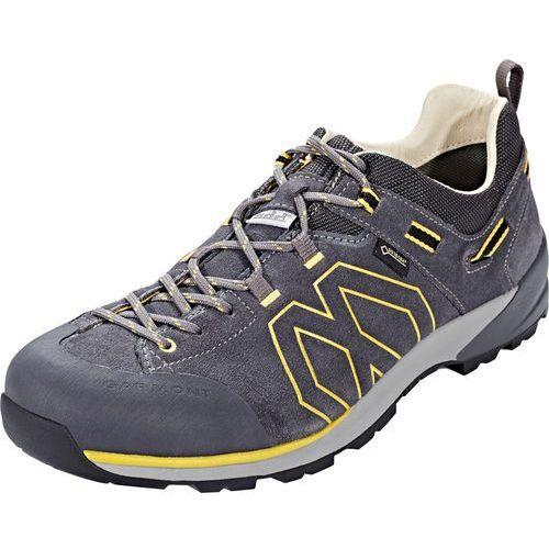 Garmont santiago low gtx buty mężczyźni żółty/szary 42,5 2017 buty turystyczne
