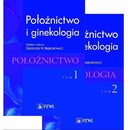 Położnictwo i ginekologia. Tom 1-2 (1200 str.)
