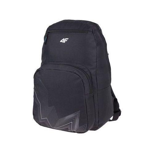 Plecak sportowy PCU003 4F - Czarny - czarny