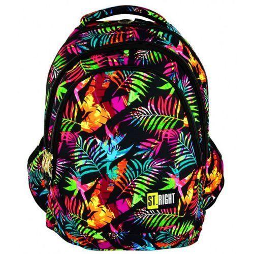St.-majewski Plecak młodzieżowy tropical island bp-06 st.right