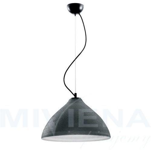 Urban lampa wisząca D390 ciemny szary, 3080602