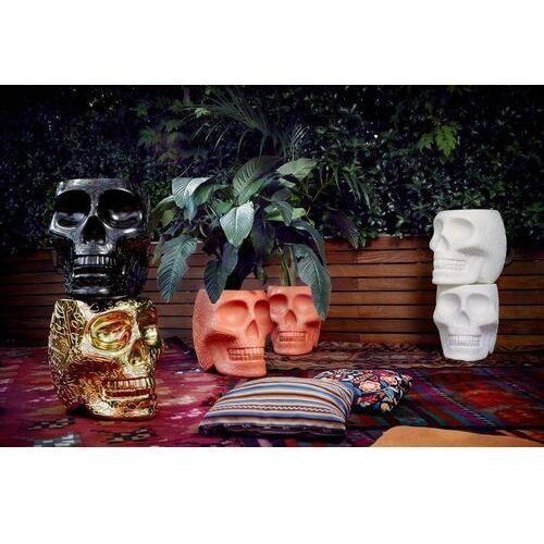 stołek i stolik boczny mexico niebieski/fioletowy - produkt z wadą 70001vi(usr00155) marki Qeeboo