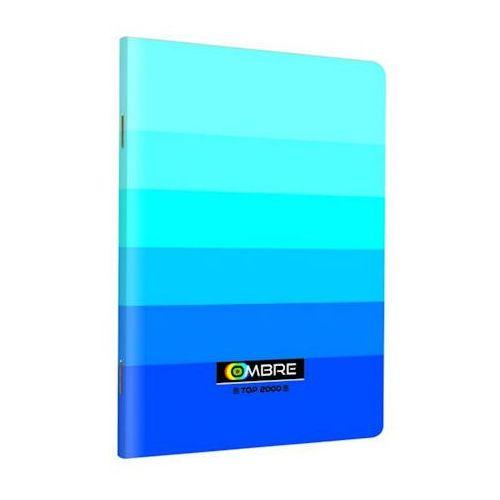 Zeszyt a5 60k top ombre kratka niebieski x1 marki Dystrybucja melior