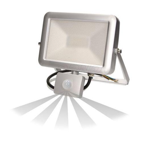 Naświetlacz SLIM LED 30W z czujnikiem ruchu 120°, srebrny, OR-NL-392GLR5, ORNO