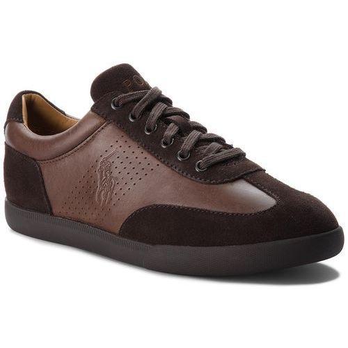 Sneakersy - cadoc 816710075004 dark brown, Polo ralph lauren, 40-45