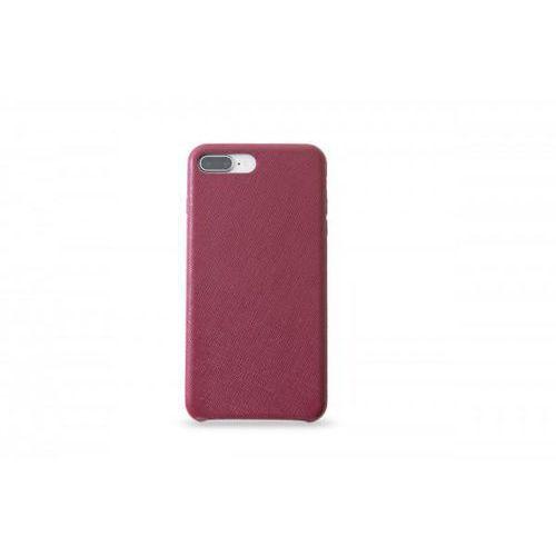 leather case do iphone 7 plus/8 plus skórzane czerwone >> bogata oferta - szybka wysyłka - promocje - darmowy transport od 99 zł! marki Kmp