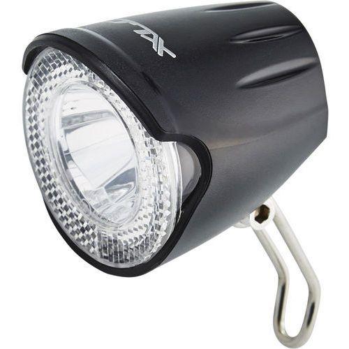 Xlc lampka led oświetlenie 20 lux czarny/przezroczysty 2018 lampki na dynamo