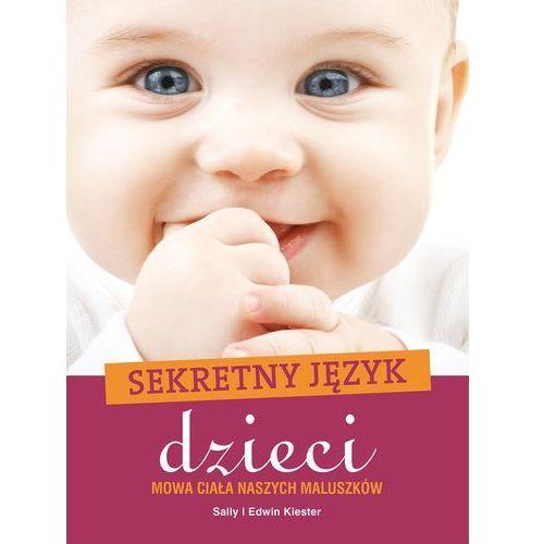 Sekretny język dzieci (9788328007857)