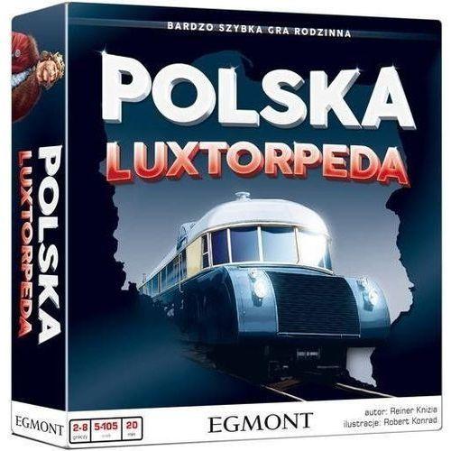 Gra polska luxtorpeda marki Egmont